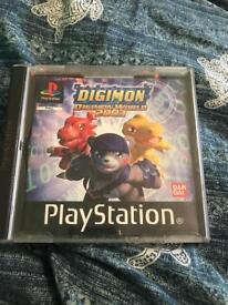 Digimon Digimon World 2003 PS1