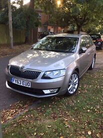 Skoda Octavia 1.6 TDI CR Elegance DSG 5dr LOW MILAGE, EXCELLENT CONDITION, FULL SERVICE HISTORY,