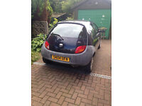 Ford KA, 2004 MOT untill January 2017, Blue 84000 miles priced for quick sale