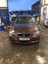 BMW 325i m sport low mileage (swap for audi, mercedes, volvo, vw, range rover)...