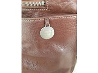 Nearly new PacaPod baby leather changing bag - amazing choice!