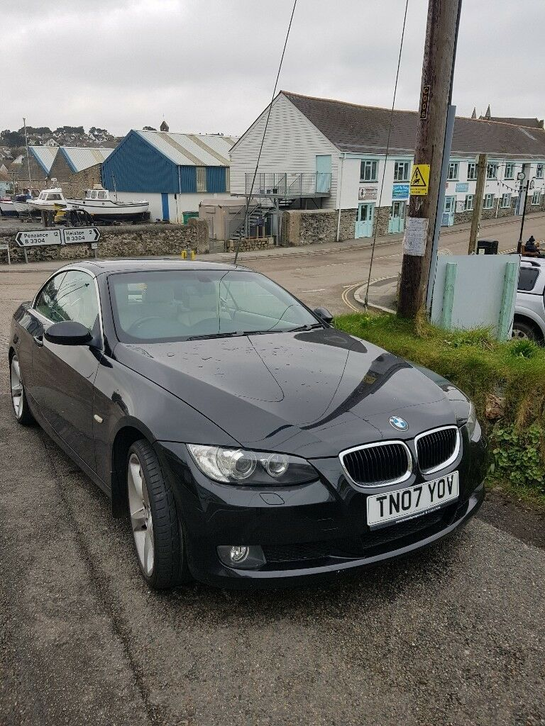 BMW 320i se Convertible
