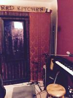 Home Studio Open for Business