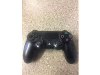 Sony PlayStation 4 Controller Black (PS4) (£30 Or Nearest Offer)