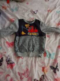 Boys 4-5 years jumpers