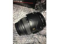 Sigma 24-70 f2.8 lens canon fit