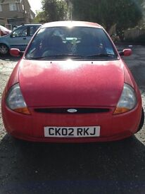 **Quick sale**Ford ka 2002 style
