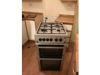 For Sale Beko BDVG592S Double Oven Gas Cooker