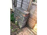 Used and Unused Concrete Pavers