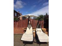 Garden Helicopter Seats