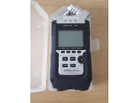 Zoom H4N voice recorder. like new, never used