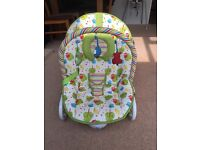 Mothercare Owls Baby Bouncer
