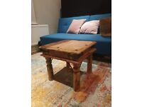 Small sofa table