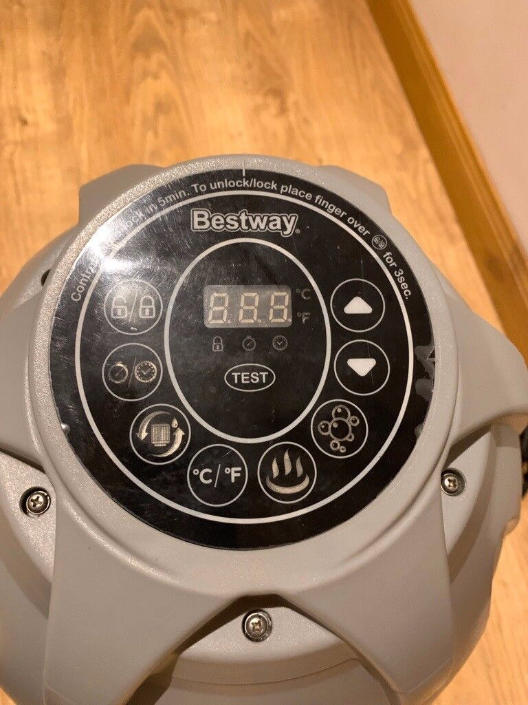 Lay z Bestway Spa Pump for sale Miami Vegas Paris Siena and more