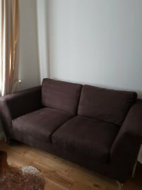 Sofa suite 3 seater and 2 seater sofas
