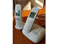 Gigaset cordless home answer phone