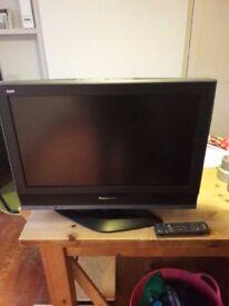 """Panasonic 26"""" LCD TV TX-26LMD70A"""