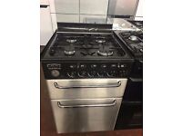 55CM STAINLESS STEEK LESIURE GAS COOKER