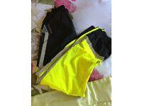 Hein Gericke waterproof biker pants Size medium/large men's or 16 ladies