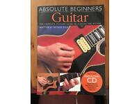 Absolute Beginners to Play Guitar