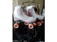 Ladies Street Fighter Roller Boots size 6