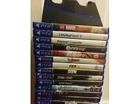 PS4 top games collection