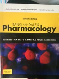 Rang&Dale pharmacology book