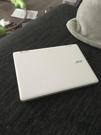 Acer 2 in 1 laptop touch 11'