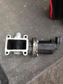 AGR valve