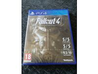 Fallout 4 (PS4) Brand New