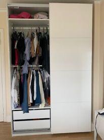 Stunning Wardrobe Ikea Pax combination