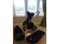 Great Condition Black Bugaboo Cameleon 3