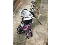 Callaway Girls golf set