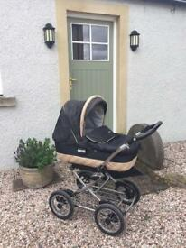Mamas&Papas Pram, Pushchair, Carrycot Combination