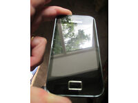 SAMSUNG Galaxy Ace - unlocked immaculate condition in box all accessories included.