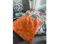 Kids bedding, curtains & accessories