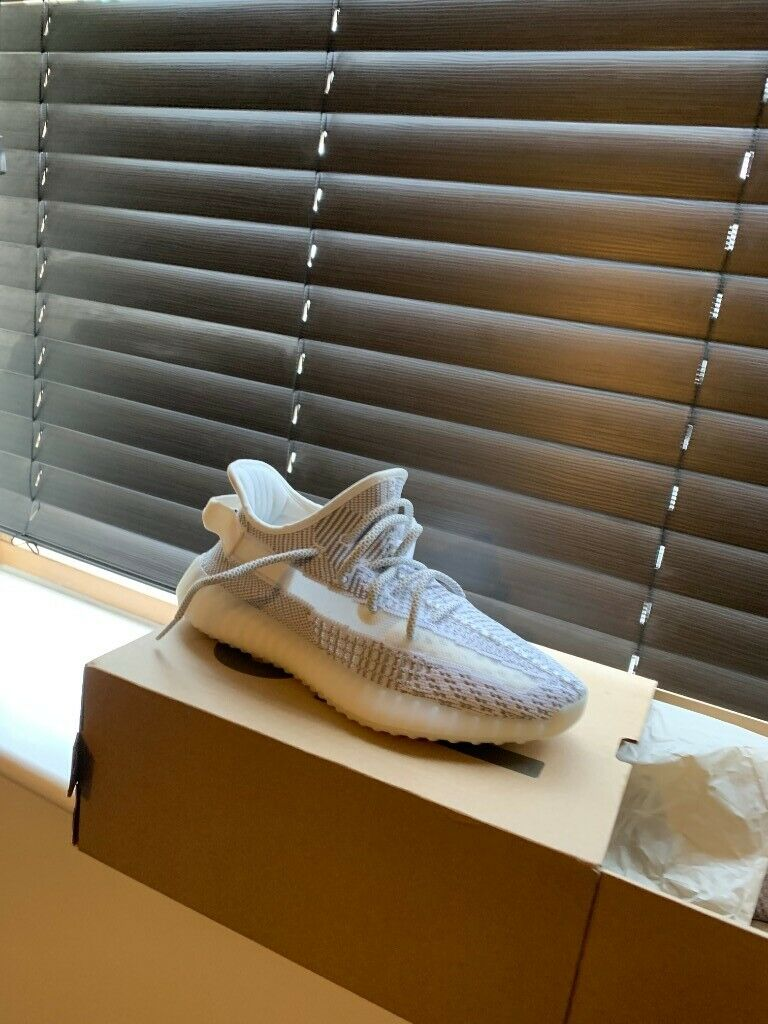 100 Authentic adidas Yeezy Boost 350 V2 Static Ef2905 Size 11
