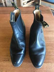 Baxter Boots (Black) Size 40 Gordon Moorabool Area Preview