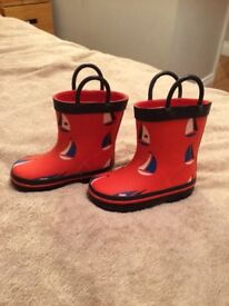 Girls boots from Next, size 5