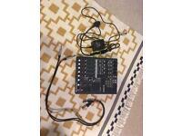 Yamaha MG82cx Mixing Desk PA Compact Mixer Audio Band DJ