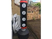 Standing Punching Bag - very good condition - worth £99!