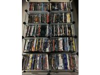 Personal Collection of over 500 DVDs