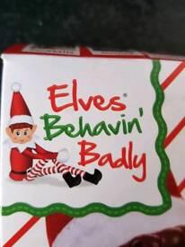 Elves Behaving Badly toy