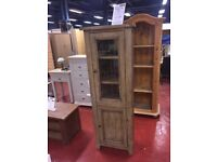 Solid Pine Distressed Bookshelf BRAND NEW FURNITURE MOUNTAIN