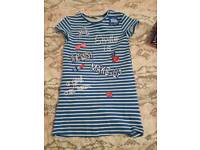 Girls Mayoral dress 9y