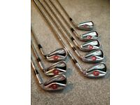 Taylormade R11 Irons x 8 (4-SW) Full Set