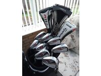 TaylorMade R11 Golf Clubs Full Set Left Hand VGC