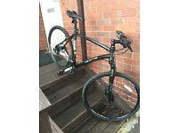 WHYTE RIDGEWAY hybrid mountain bike RP£599 receipts invoices present V.GOOD CONDITION