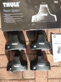 Thule 754 Rapid System Footpack