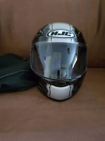 AS NEW HJC HELMET SIZE XS